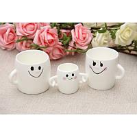 Чашки Семья 3 в 1, фото 1