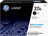 Тонер-картридж HP 37A LJ M607/M608/M609/M631/M632 Black 11000 страниц