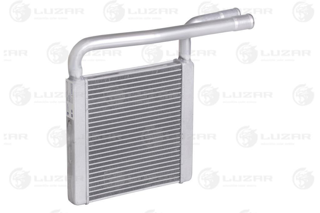 Радиатор отопителя 2190 ГРАНТА (алюм-паяный) Luzar 21908101060 21900810106000 21900810106010