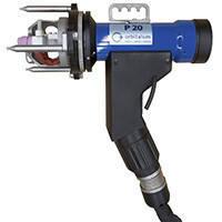 Головка для приварювання труб P20 Внутр. діаметр труби (min-max) 10-70 мм