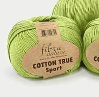 Пряжа Fibranatura Cotton True Sport 107-05