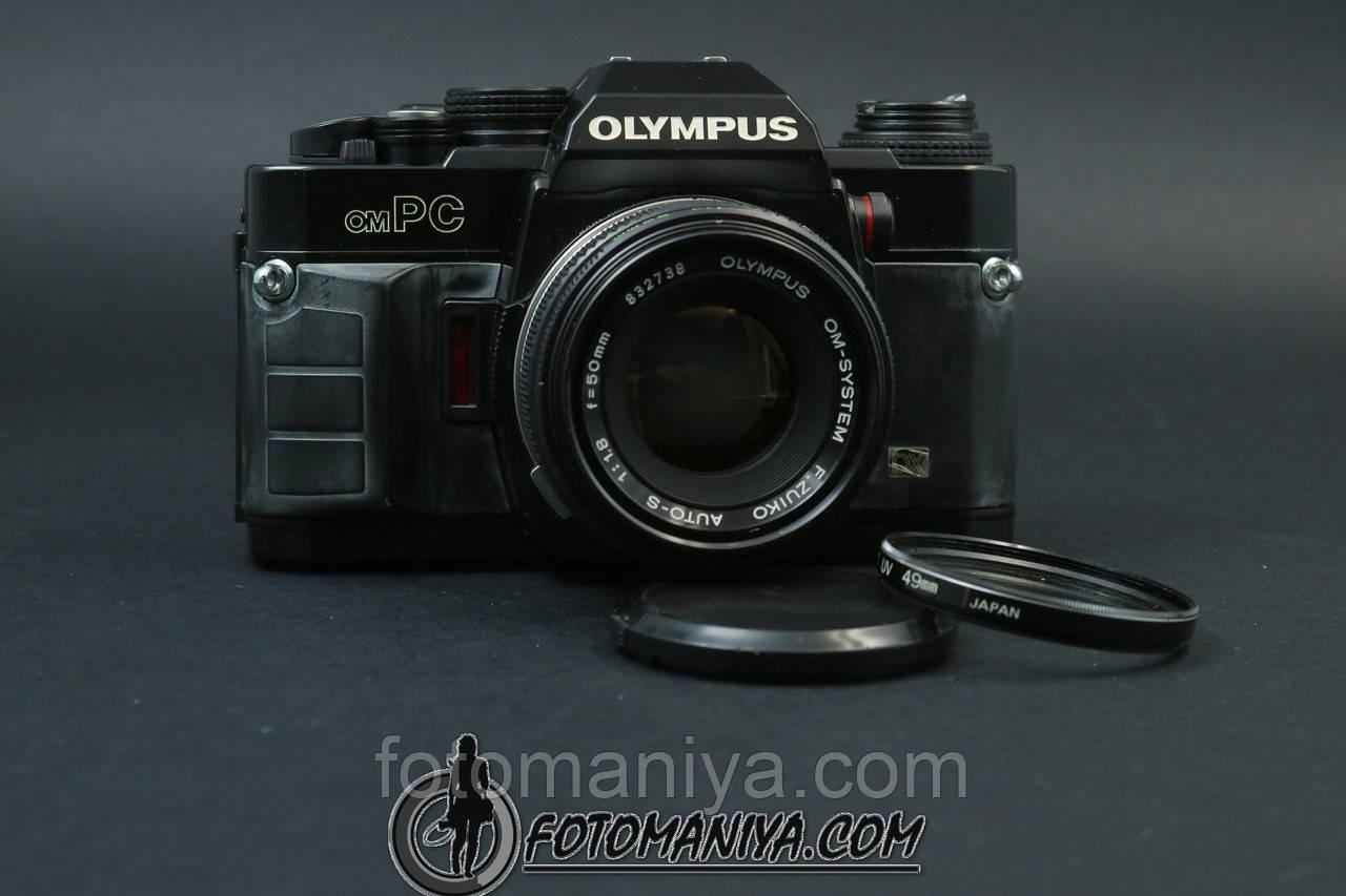 Olympus OMpc (OM-40) kit Olympus F.Zuiko 50mm f1.8
