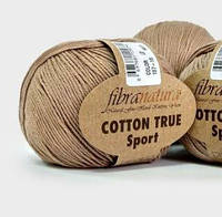 Пряжа Fibranatura Cotton True Sport 107-15