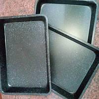 Форми для випікання бісквітів,,деко,, бритванки..бритванки,,,набір квадратних форм для випікання