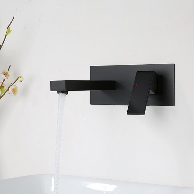 Встроенный смеситель для ванны. Модель RD-509.