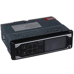 Автомагнитола с сенсорным дисплеем CAR PLAYER MP3 3881 ISO 1 DIN