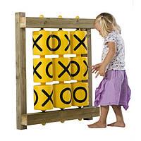 """Игровой модуль набор для детской площадки Большие """"Крестики-нолики"""" KBT Бельгия"""