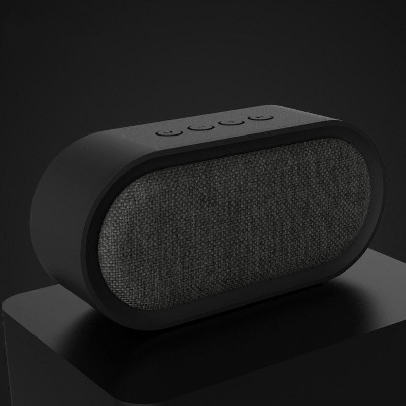 Портативная Bluetooth колонка Remax RB-M11 Black беспроводная акустика черная