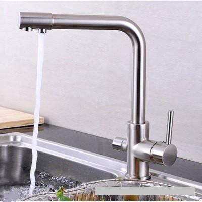 Смеситель для кухни на раковину. Модель RD-5055