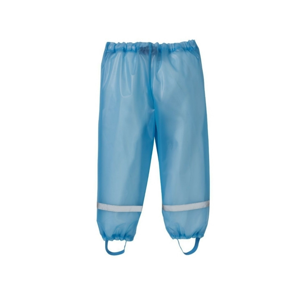 Штаны грязепруф синие Lupilu р. 122/128см