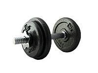 Гантель сборная LiveUp Dumbell Set 5-10 кг Black (LS2311-10)