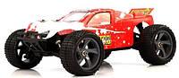 Радиоуправляемая машина Трагги 1:18, скорость до 40 км/час, полный привод (красный)