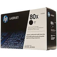 Тонер-картридж HP 80X LJ M425/M401 Black 6900 страниц