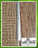 Порожек для пола 20мм алюминиевый АП 001, фото 5