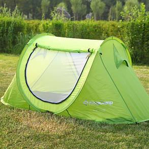 Туристическая палатка KingCamp Venice (KT3071) (green), фото 2
