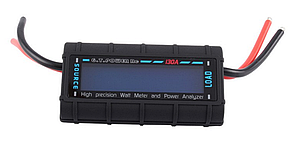 Ваттметр ватт вольт ампер метр тестер 130А 4,8-60В