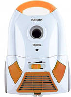 Пылесос с мешком для пыли Saturn  ST-VC1288_orange