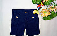 Детские котоновые шорты на мальчика ТМ Бемби