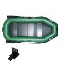 Надувная лодка Ладья ЛТ-250А-СБТ со слань-ковриком