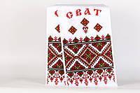 Рушник свадебный Bonita Полесье  Сват 200х36 см (Р126)