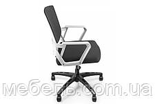 Офісний стілець Barsky Office Elegant plus White OFWel-01, фото 3