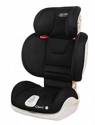 Детское безопасное автокресло BabySafe Chart 15-36 кг (Black)