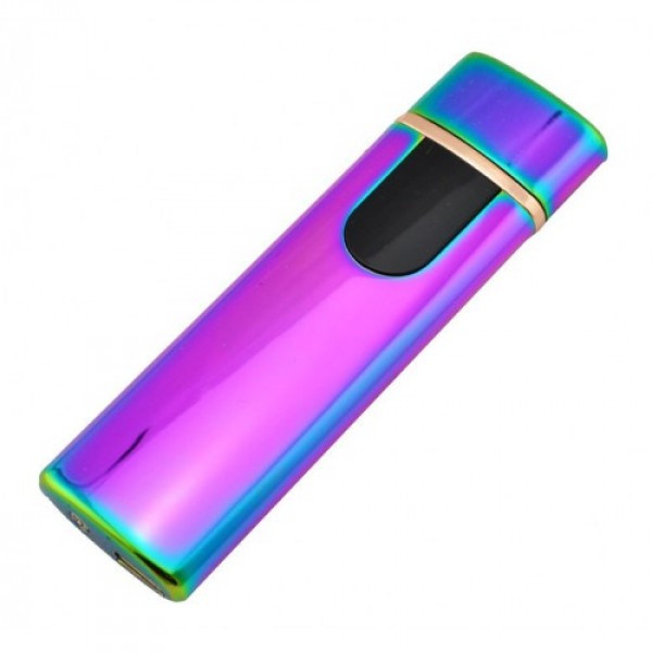 Спиральная сенсорная электрическая USB зажигалка Lighter