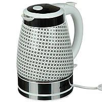 Электрочайник керамический A-PLUS 2.0 л чайник электрический