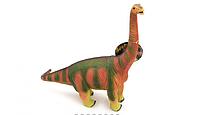 Динозавр резиновый Диплодок со звуком