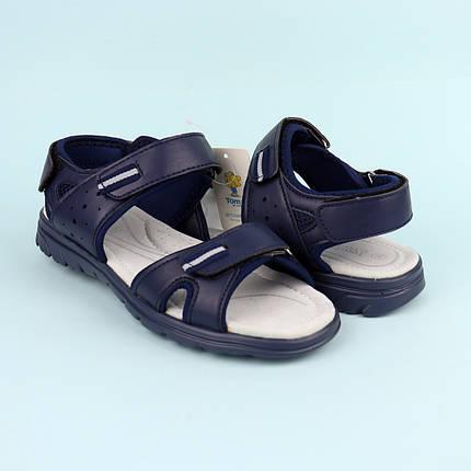 Подростковые сандалии босоножки для мальчика бренд TOMM размеры 36,37,38,40, фото 2