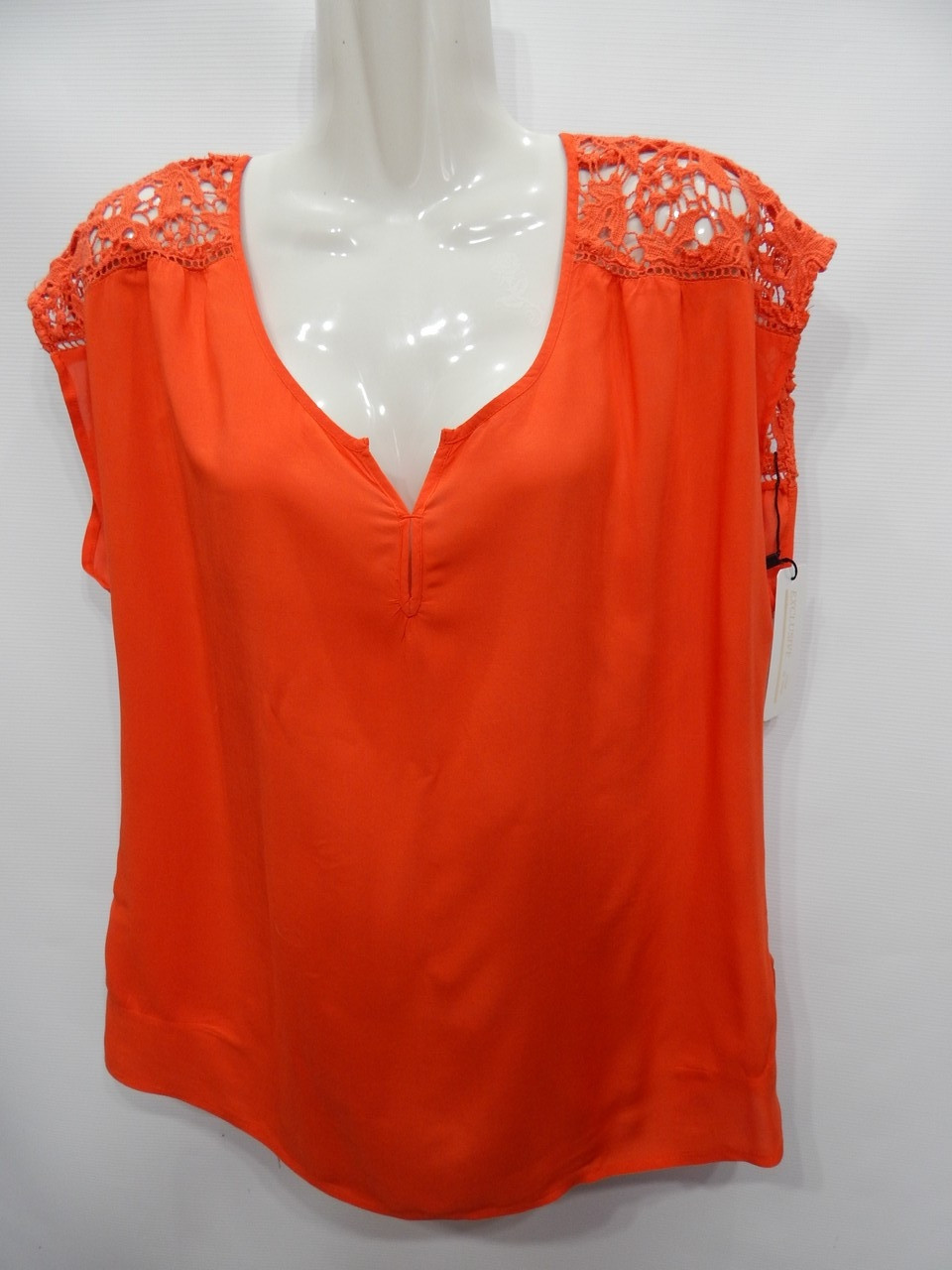 Блуза легкая фирменная женская  50-52 р., 195бж