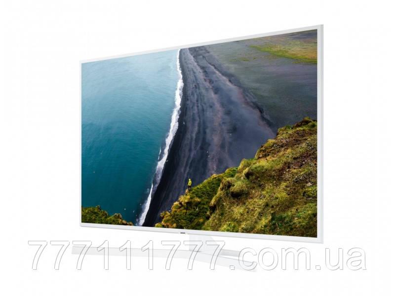 Купить Телевизор Samsung UE50RU7412 самсунг 50 дюймов 4К со смарт тв белый, тонкий Samsung UE50RU7412 2019 года