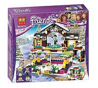"""Конструктор Bela 10730 (Аналог Lego Friends 41322) """"Горнолыжный курорт: каток"""" 313 деталей KK, фото 1"""