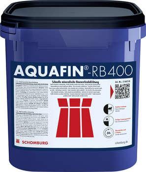 Aquafin RB400 (Аквафин РБ400) Быстрая минеральная гидроизоляция строительных конструкций
