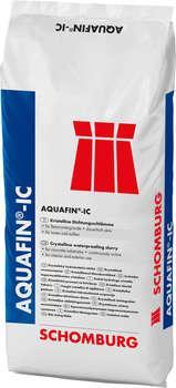 Aquafin IC (Аквафин ИЦ) Кристаллообразующий гидроизоляционный раствор