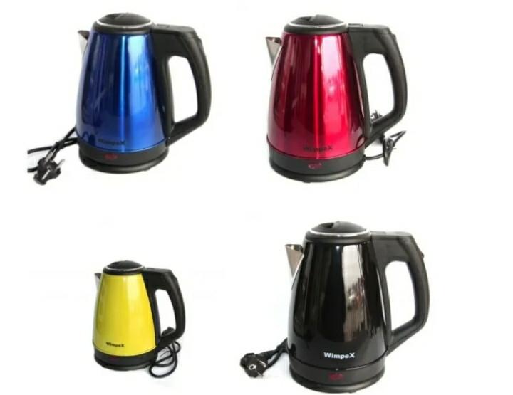 Электрический чайник Wimpex 1,8 л