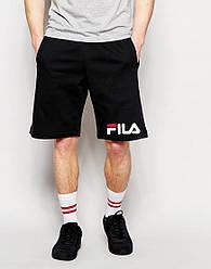 Мужские шорты FILA с принтом
