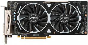 Видеокарта MSI PCI-Ex Radeon RX 580, 8G, GDDR5 (256bit),