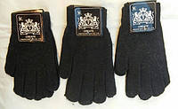 Мужская тёплая перчатка