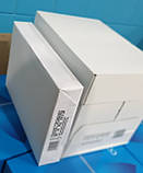 Бумага офисная NoName A4 80 г  500л/пач *при заказе от 5 пачек, фото 2