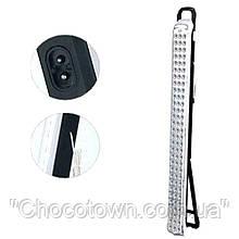 Светодиодный аварийный аккумуляторный фонарь yj-6825