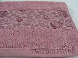 Махровое полотенце  50х90, плотность 400гр/м2, фото 2