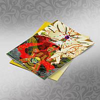 Скетчбук А5 кремовые листы Naruto 30 листов