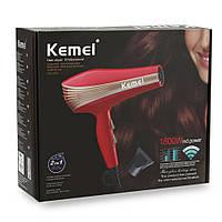 Фен для волос Kemei KM-899, фото 1