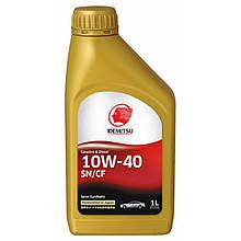 Моторне масло IDEMITSU SN/CF 10W-40, 1л.