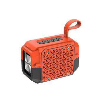 Портативная Bluetooth колонка Hopestar P18 IPX6 (оранжевый)