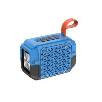Портативная Bluetooth колонка Hopestar P18 IPX6 (Синий)