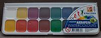 Акварельные краски Луч 16 цв