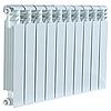 Радиатор отопления биметаллический секционный Bitherm 500/80(БАТАРЕЯ)