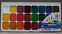 Акварельные краски Луч 32 цв